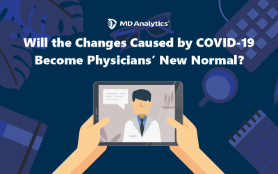 Will the Changes Caused by COVID-19 Become Physicians' New Normal?