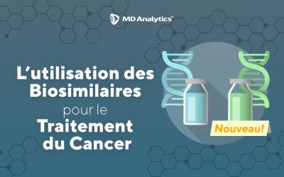 L'utilisation des biosimilaires pour le traitement du cancer : Les attitudes et perceptions actuelles